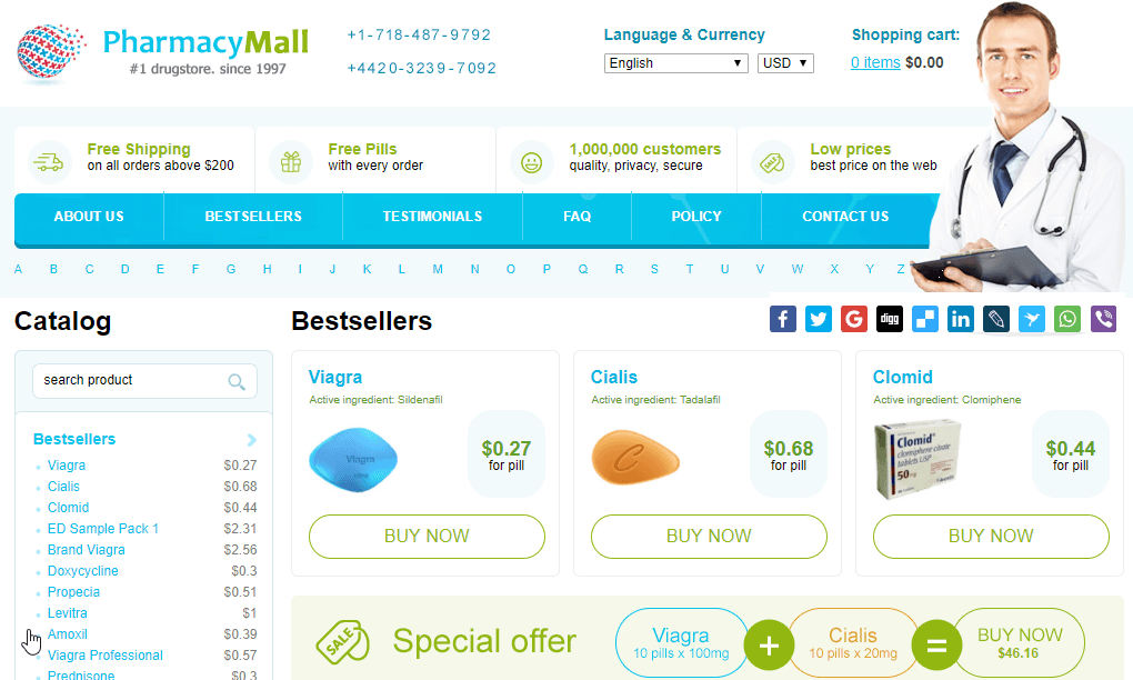 Cheap Pills Homepage